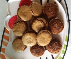 Muffins meringués aux spéculoos