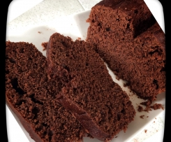 Gateau de quinoa au chocolat