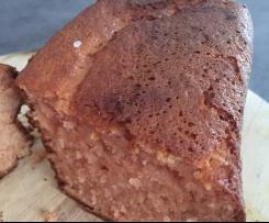 Cake au bonbon fraise dagada