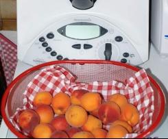 confiture d'abricots de pomme53