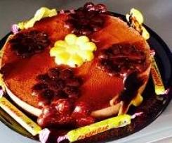 gâteau à la mousse de carambar