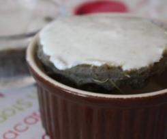 Artichauts au fromage blanc et au roquefort