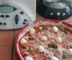 pate a pizza facon mineo ;)
