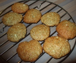Cookies aux pommes