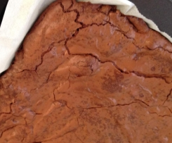 Brownies aux 3 chocolats