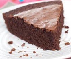 Moelleux chocolat light sans matières grasses