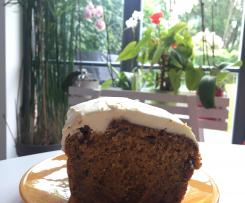 Carrot cake New Yorkais