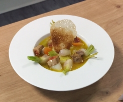 Pot au feu de foie gras de canard - Thermostars