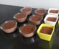 Crème dessert biscuit/chocolat