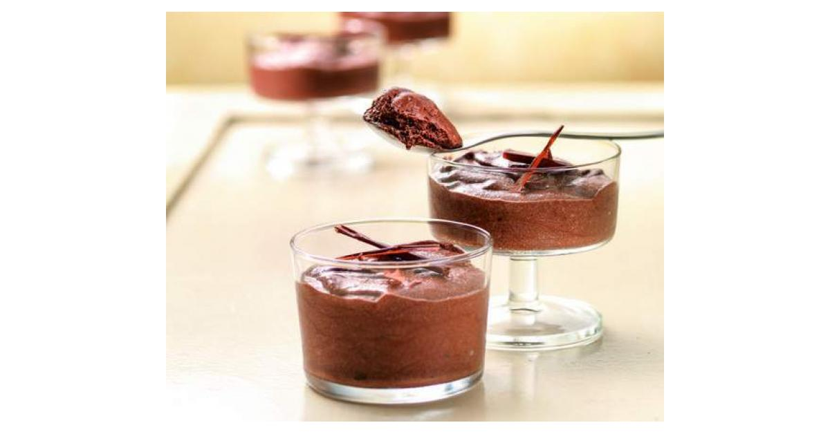 mousse au chocolat by thermomix on. Black Bedroom Furniture Sets. Home Design Ideas