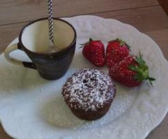 Muffins légers au chocolat