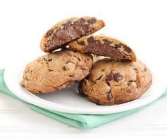 Cookies coeurs nutella