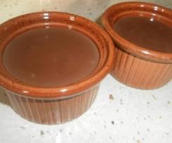 Mes petits pots de crème chocolat Nestlé
