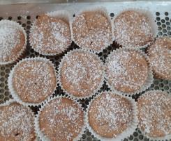 Fondant aux marrons - muffins