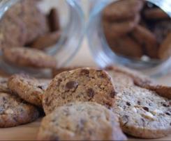 Cookies chocolat-cappucino