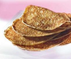 Pâte à crêpes (sans PLV, sans gluten et sans suce raffiné)