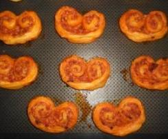 Palmiers au Chorizo