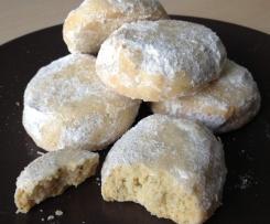 Vanille Kipferl (biscuits alsaciens)