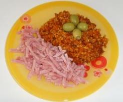Quinoa à la tomate