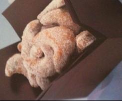 Croissants vanillés aux noix