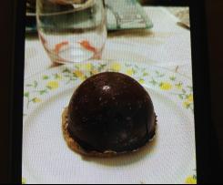 Dôme chocolat clémentines