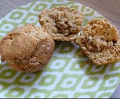 muffins fourrés à la pâte de spéculos