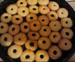 Mini Babas à la carotte et à la coriandre