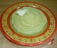 Purée de courgette et pomme de terre
