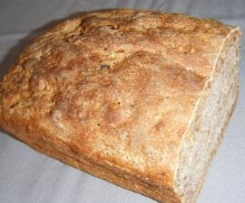 pain aux raisins et aux noix