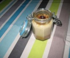Crème brûlée à la crème de spéculoos