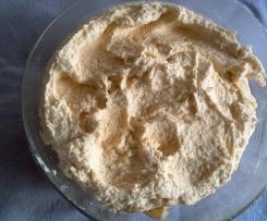 crème d'amande