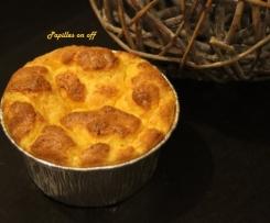 Soufflé de potiron au curry