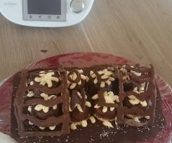 Bûche dôme chocolat framboise