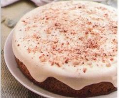 Cake au potiron superbon