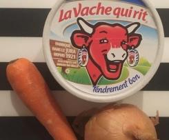 Velouté de Carottes / Vache qui rit