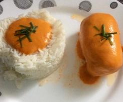 Ballotines de poulet au chorizo et Kiri