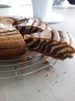 Gâteau zébra
