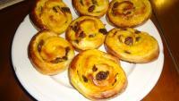 Petits pains aux raisins de malou46