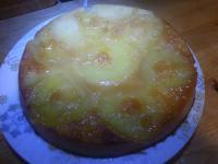 Gâteau à l'anans