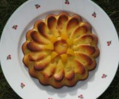 Gâteau de ricotta aux abricots